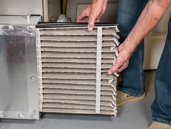 Dirty Furnace Affects Our Health