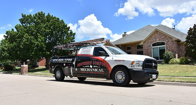 Hire Southern Comfort Mechanical for Your AC Repairs and Air Duct Cleaning in Argyle TX