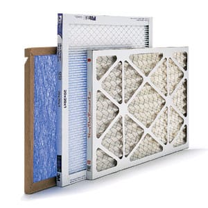 AC Filter Replacements in Lewisville