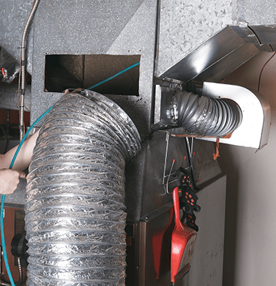 Air Duct Services in Lewisville